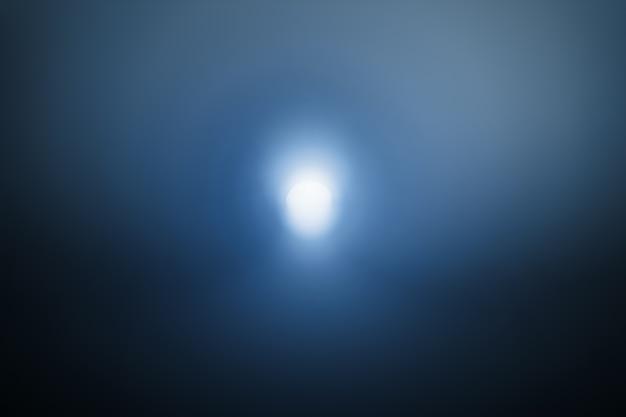 Punto luminoso in lontananza