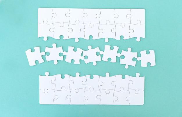 Puzzle jiqsaw vuoto
