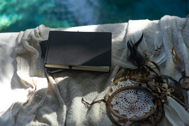 Quaderno e penna