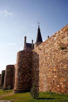 Queste mura romane di astorga