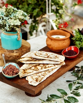 Qutab tradizionali e aggiunte per i qutab