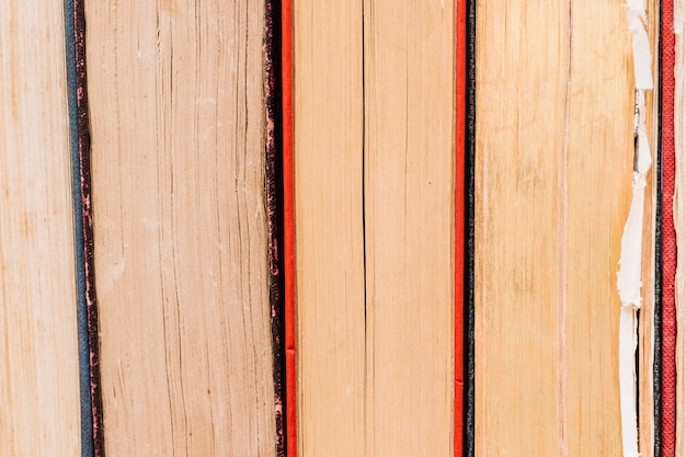 Raccolta di vecchi libri