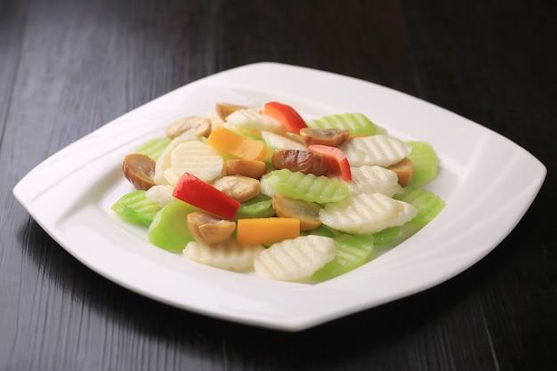 Raclette di verdure