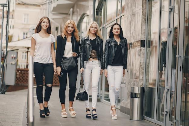 Ragazze alla moda