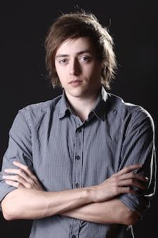 Ragazzo giovane e attraente