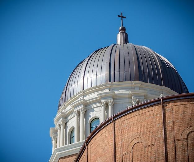 Raleigh north carolina usa costruzione della cattedrale del santo nome di gesù