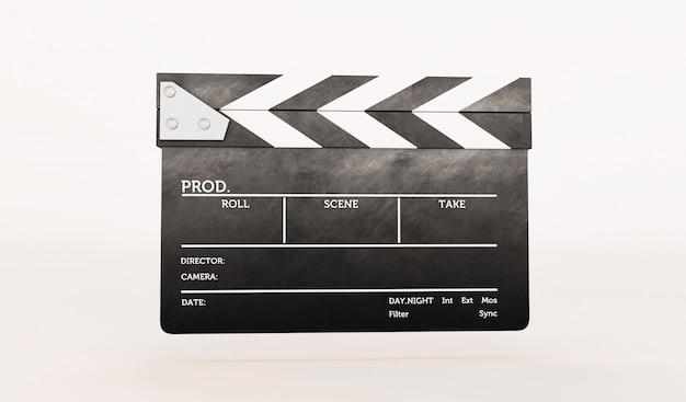 Rappresentazione 3d del ciac su fondo bianco.
