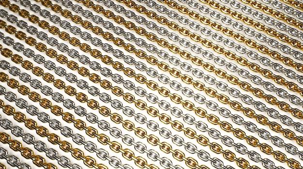 Rappresentazione 3d del recinto della maglia metallica.