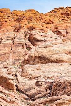 Red rock canyon di las vegas