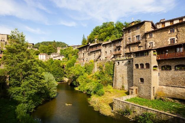 Residence del vecchio villaggio catalano
