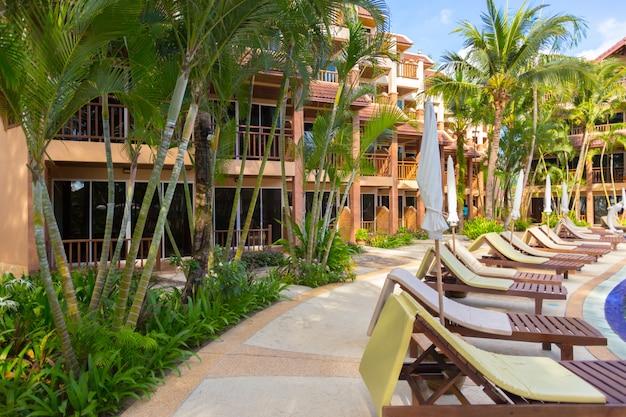 Resort hotel di lusso