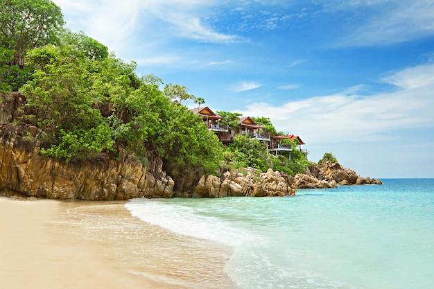 Resorts sulla roccia