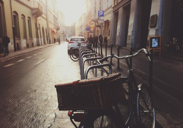 Retrò bicicletta