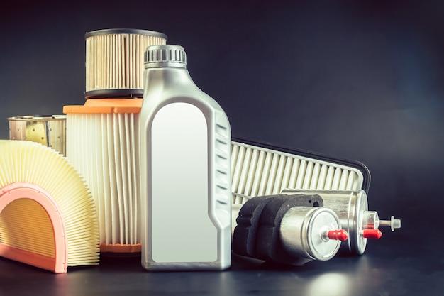 Ricambi e attrezzature per auto
