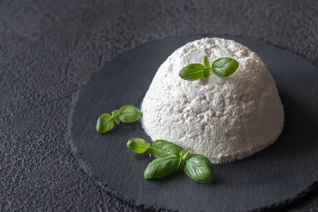 Ricotta - siero di latte italiano