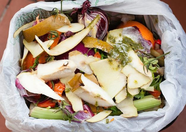 Rifiuti organici per compost