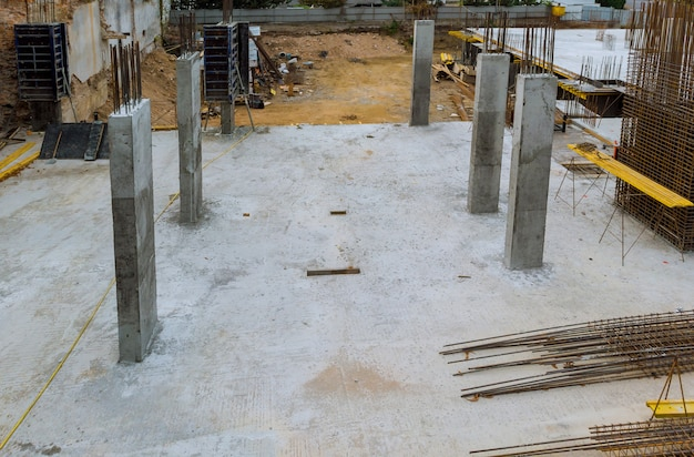 Rinforzo del telaio di rinforzo per la casa del telaio in cemento