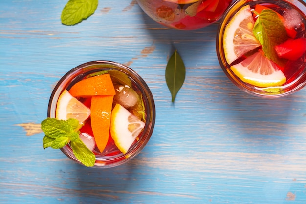 Rinfrescanti cocktail estivi
