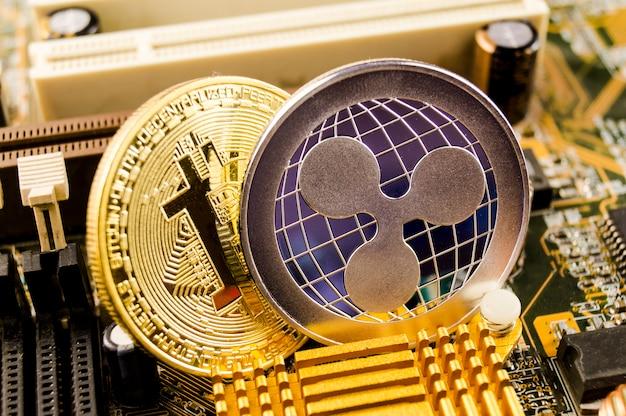 Ripple è un modo moderno di scambio e questa valuta cripto
