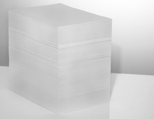 Risma di carta per ufficio