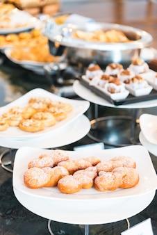 Ristorazione a buffet