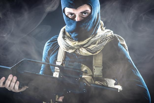 Ritratto criminale terroristico