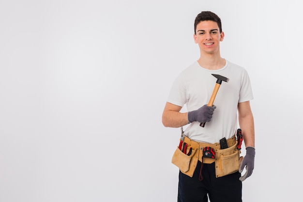 Ritratto di artigiano