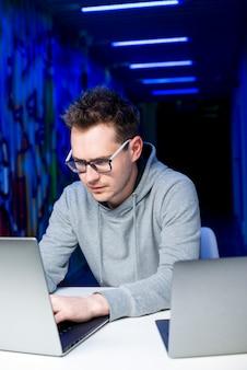 Ritratto di hacker