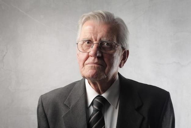 Ritratto di un vecchio