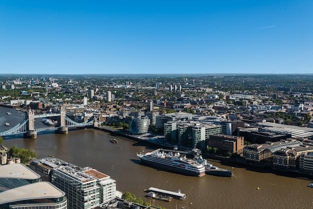 River thames, london, regno unito