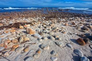 Robusto spiaggia hdr risorsa