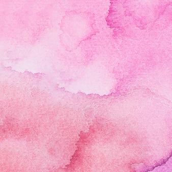 Rosa mix di vernici su carta