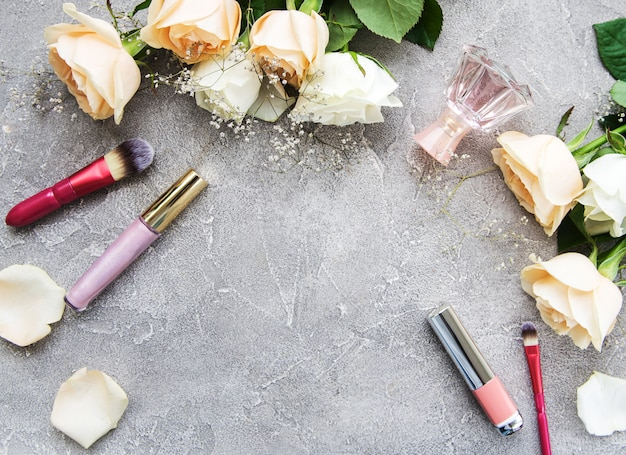 Rose e cosmetici
