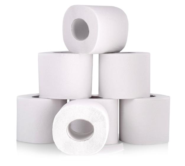 Rotolo di carta igienica