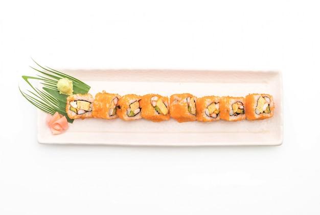 Rotolo di sushi california