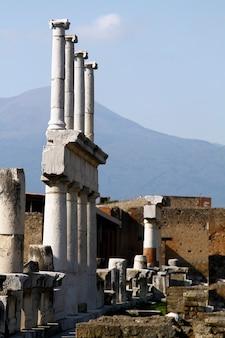 Rovine archeologiche di pompei