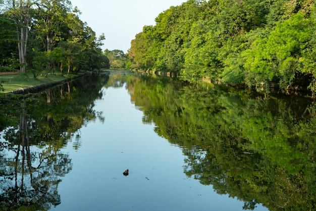 Rovine della città antica anuradhapura, sri lanka.