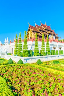 Royal pavillion a chaing mai