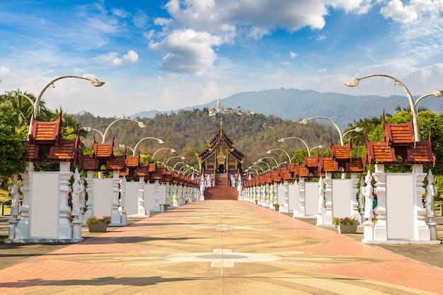 Royal ratchaphruek park a chiang mai