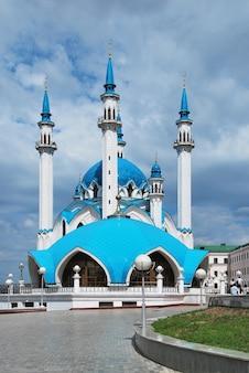 Russia. città di kazan. la moschea kul sharif