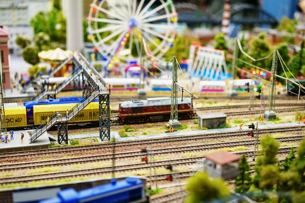 Russia in miniatura grand layout a san pietroburgo