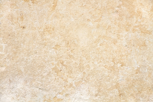 Ruvida superficie di stucco beige