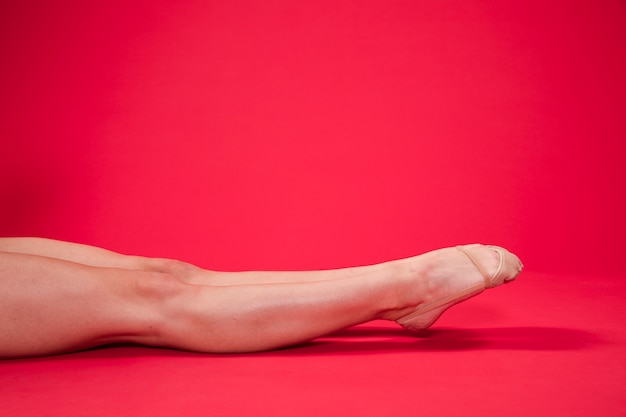 Rymatic piedi ginnasta