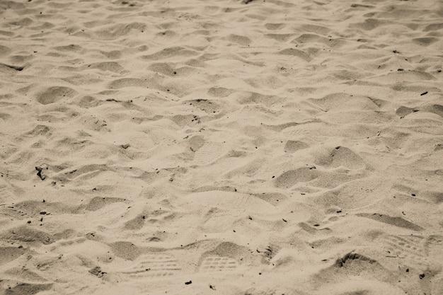 Sabbia sullo sfondo trama spiaggia.