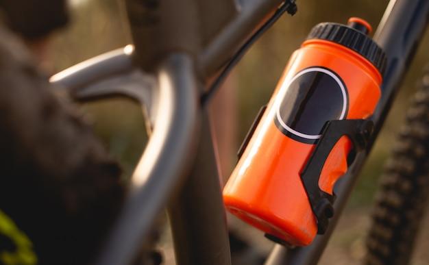 Sacca d'acqua per la mountain bike