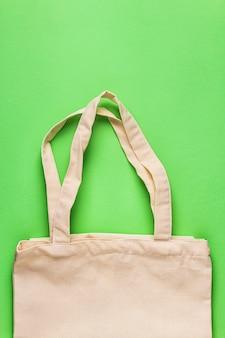 Sacchetti di cotone per acquisti di plastica gratuiti