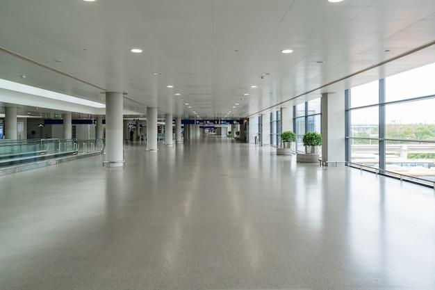 Sala d'attesa dell'aeroporto