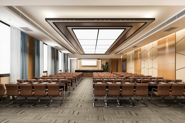Sala per seminari in hotel