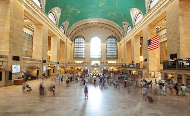 Sala principale grand central terminal, new york
