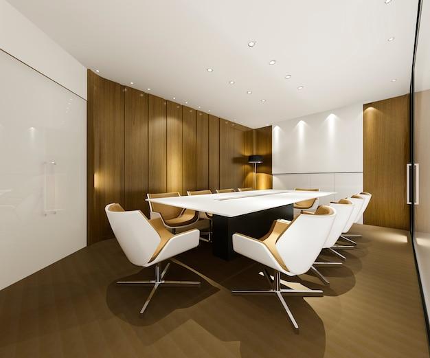 Sala riunioni d'affari